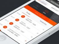 UI Design / Responsive dashboard [wip]