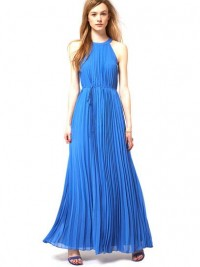 Ted Baker Pleat Maxi Dress: Jewel Tone Dresses for Prom: Style: teenvogue.com