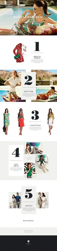 Best Product Sites » Banana Republic