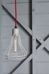 Cage Pendant Light | Industrial Light Electric hand crafted lighting, made to order, Industrial Modern Lighting, Vintage Industrial Style Lights with a Modern Design