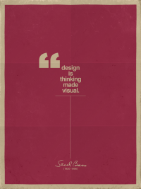 40 memorable design quotes visualized | Richworks