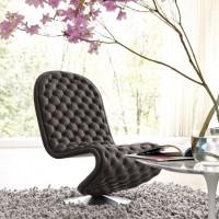 Verpan System De-Lux Low Lounge Chair | Inspiration DE