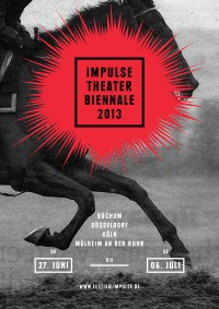 Fons Hickmann m23: Impulse Theater Biennale 2013 — Designspiration