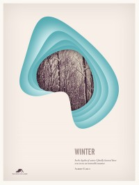 The Four Seasons on Behance — Designspiration