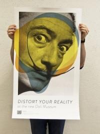Poster / DALI MUSEUM - Paul Samples