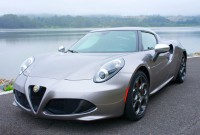 Test Drive: 2015 Alfa Romeo 4C - Cool Hunting