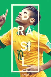 FIFA World Cup 2014 Posters – Fubiz™
