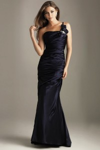 Beaded One Shoulder Sheath Mermaid Prom/Evening Dress [FCLA308428] - USD$123.69 : Ulovee.com