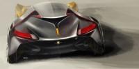 BMW i2 Concept - Design Sketch