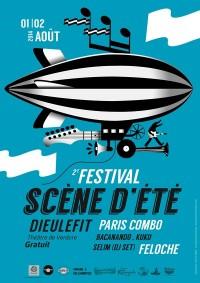 Photos du journal - FESTIVAL SCENE D'ETE DIEULEFIT