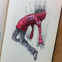MOLESKINE SKETCHES 3 by Norio Fujikawa | Inspiration DE