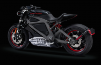 Harley-Davidson Electric Motorcycle – Fubiz™