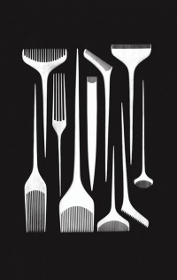 design-is-fine: Wooden combs, n.d. Boxwood,... - Dark side of typography