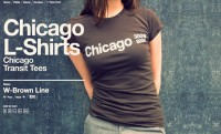Chicago L-Shirts designed by Chicago