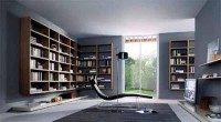 Misuraemme Wooden Bookcase   Unique Home Interior