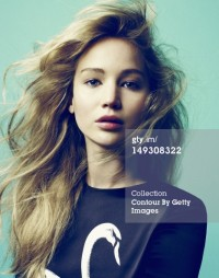 Actress Jennifer Lawrence poses for Elle Magazine on February 23 2011 | Inspiration DE