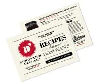 Branding & Packaging: Donovan's Cellar « BP&O – Logo, Branding, Packaging & Opinion by Richard Baird