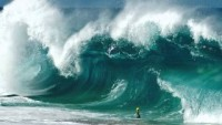 Surf Photographer Clark Little on Staring Down Shorebreak to Get the Perfect Shot - YouTube