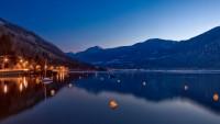 night lake wallpaper - Google Search
