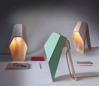 Woodspot Table Lamp by Alessandro Zambelli for Seletti | GBlog