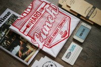 Hard Lunch T-Shirt Packaging — The Dieline