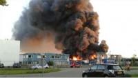 Omroep Brabant: Bezorgdheid over brandveiligheid bedrijven met gevaarlijke stoffen