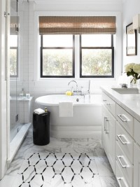 """Old Town"" Sausalito, CA - traditional - bathroom - san francisco - by Urrutia Design"