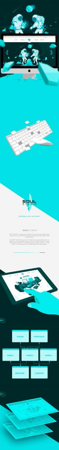 Soul Studio | Web Design on