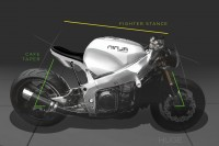 Powerful Pet Projects: Huge Design Remade a Motorcycle - Core77