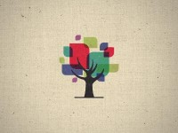 Arbre Logo by ampersandrew