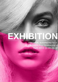 Inspiration / Frederik Wannerstedt: Exhibition