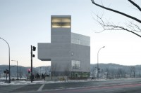 RW Concrete Church | Leibal