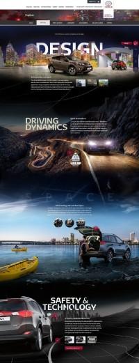 Toyota – Fabulous Layout | Inspiration DE