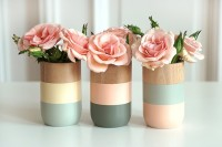 For the flowers / colour/ vases