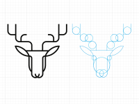 Antler Logo by Will Howe | Inspiration DE