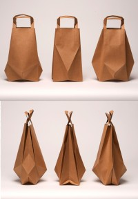 Paper Bags by Ilvy Jacobs | PaperPhine | Inspiration DE