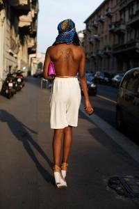 On the Street…..Via Fogazarro, Milan « The Sartorialist