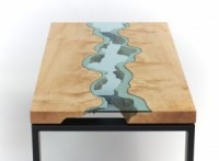 River Coffee Table No. 2 - Greg Klassen Furniture