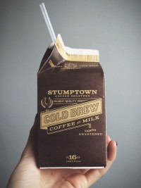 Gold Brew Coffee & Milk | Inspiration DE
