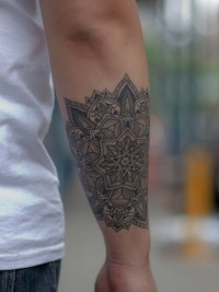 inked forearm | Inspiration DE