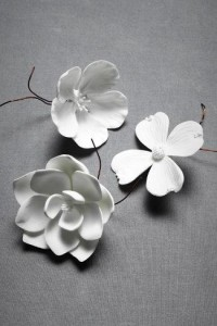 Porcelain Bloom in SHOP Décor Keepsakes at BHLDN