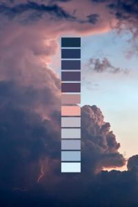 ideafederation: Palette. - i am a dreamer - designbyblack.com
