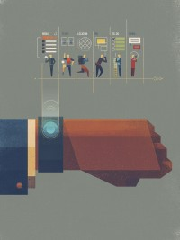 Wearables illustration by Dan Matutina | Inspiration DE