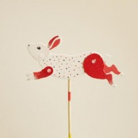 Rabbit and Penguin Puppets   Little Paper Planes