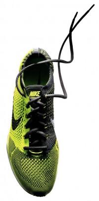 """In Search of Sock-Sneaker Hybrid, Nike Develops """"Flyknit"""" - Core77"""