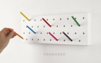 Vos crayons deviennent un Porte-manteau : golem13