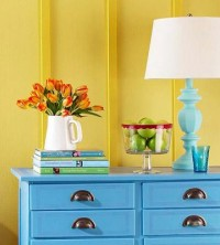 How to: Quick Room Refreshes Using Paint