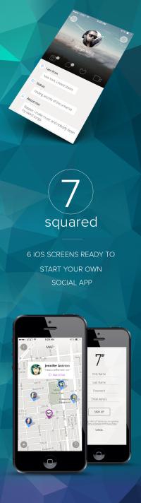 Social App Template | Free & Premium Design Resources