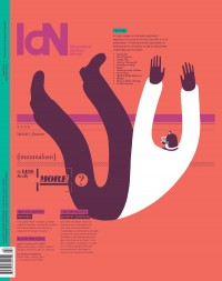 IdN v21n2: Minimalist Issue – Is Less More? | Inspiration DE