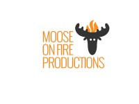 Moose On Fire Productions Logo on